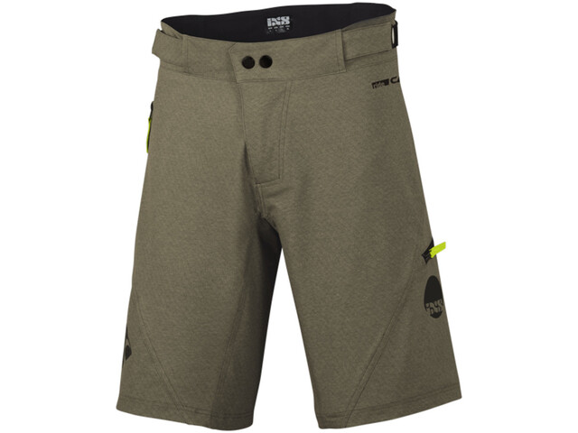 IXS Carve Shorts Herre turf